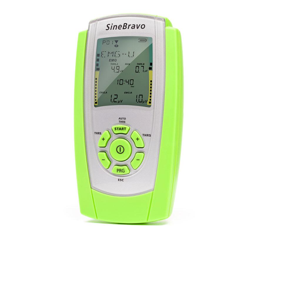 MTR Sinebravo Biofeedbackgerät zur Elektromyografie (Steigerung der Muskelaktivität)