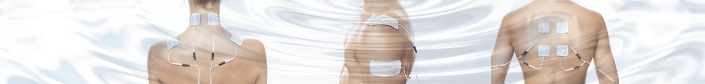Richtige Elektroden-Platzierung von TENS und EMS-Geräten